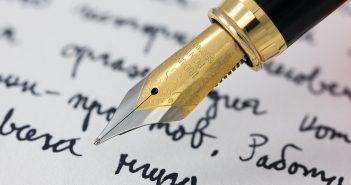 4 tips om je handschrift te verbeteren