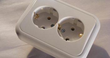 Koop een splitter voor je stopcontact
