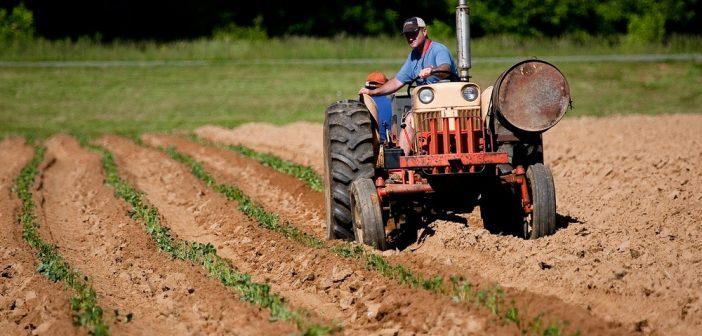 Landbouw op moderne wijze