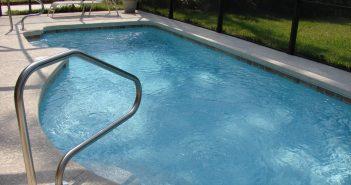 Verschillende soorten zwembaden op één plek